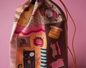 Commission - Cute Protection Case For Filofax Planner - Personal Size