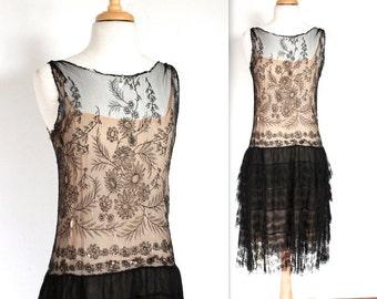 Vintage Flapper Dresses For Sale