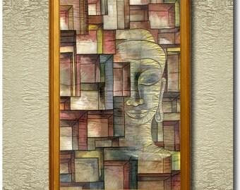 Windows - Fine Art Print on heavy Cotton Canvas - unframed