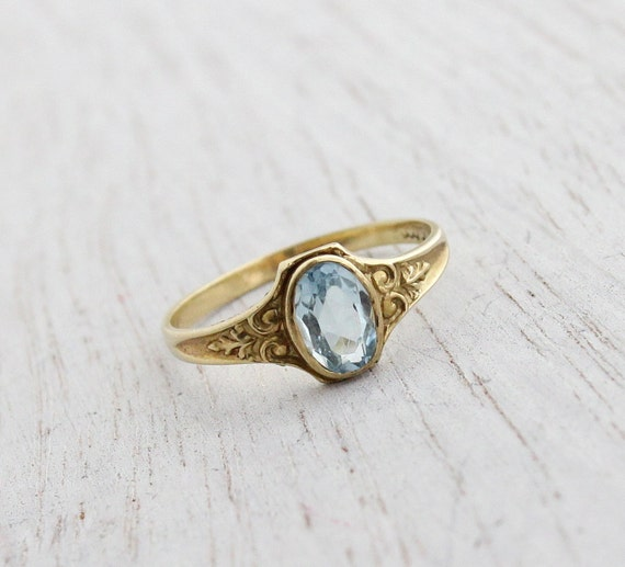 reserved for resize to 6 1 4 antique deco 10k