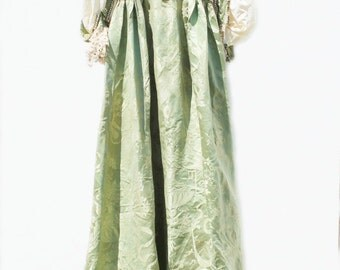 Victorian Fancy Dress 1890s