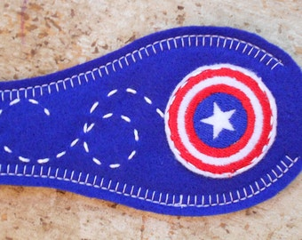 Eye Patch - Captain Theme (also available in size small)