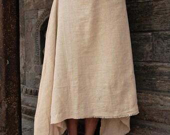 Folk Cotton Skirt