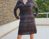 Handmade almost Vintage Dress - Size can fit for M