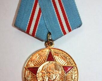 Vintage ussr medal 50 years of Soviet army
