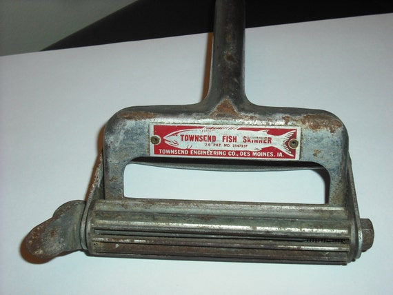 vintage townsend fish skinner townsend engineering co