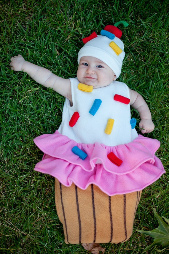 Image result for baby cupcake costumes