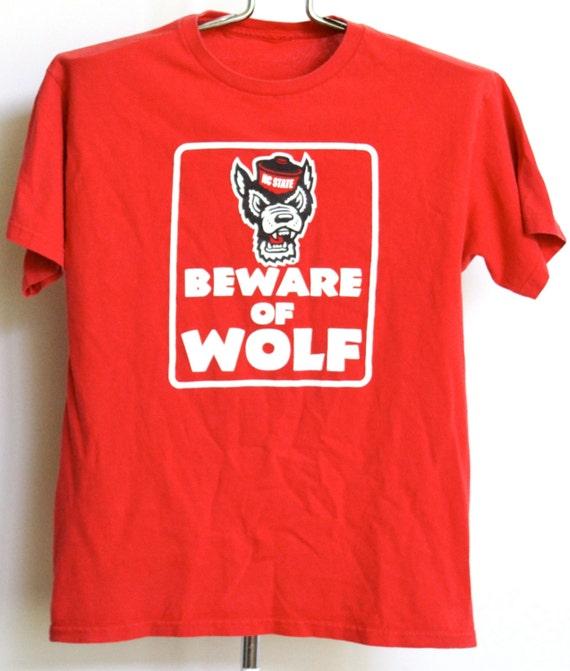 North carolina state university ncsu wolfpack by for University of north carolina t shirts