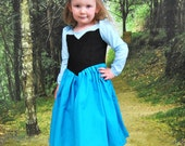 My Fairy Tale: Ariel Kiss the Girl Dress - Sizes 2T, 3T, 4T, 5, 6, 7, 8, and 10