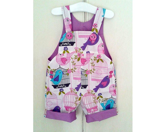 SWEET COMFY Baby Romper pattern Pdf sewing , Overall ...