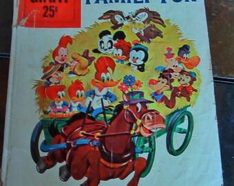 Vintage Woody Woodpecker Comic Book Numbered 24 1959 Walter Lantz