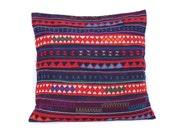 Pillow Case Cushion Cover HMONG Hill Tribe Thailand FAIR Trade Handmade (CS013-B)