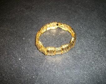 Gold Tone Vintage Bracelet