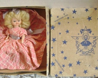 Vintage Hollywood Doll Susie Shortskirt with Original Box