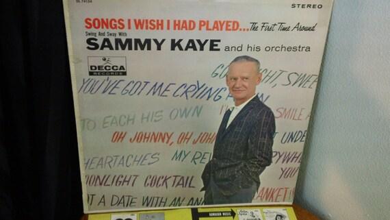 Sammy Kaye And His Orchestra Dreamy Serenades