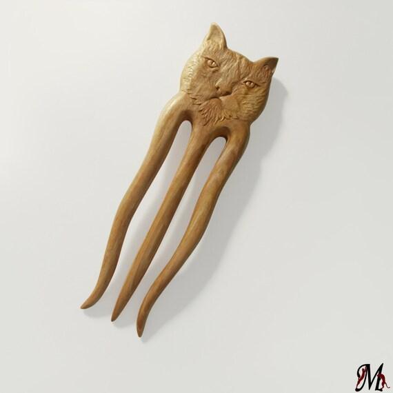 Hair Fork Jewelry