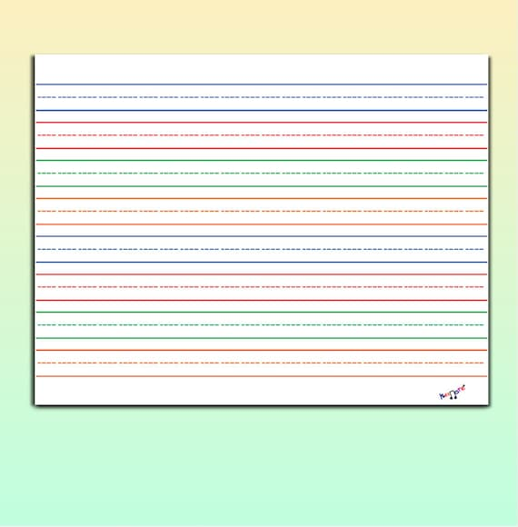 Doc590429 3 Lined Writing Paper Free Printable Writing – Print Lined Writing Paper
