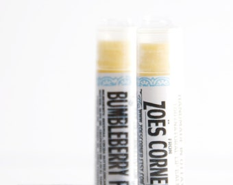Lip Balm - Bumbleberry Pie - 100% Natural Lip Balm
