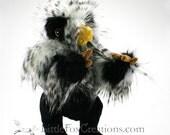 Plush Monster - Owlbear