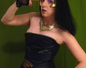 Loki Agent of Asgard Headpiece Style #1 -Made to Order