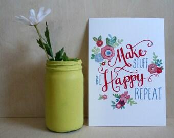 Make Stuff -  Print