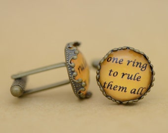Custom Cuff Links, Personalized father of the bride wedding date cufflinks, Wedding cuff links, Groom cuff links, bestman cuff links-038