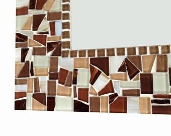 Mirror Mosaic Wall Art mosaic wall art | etsy