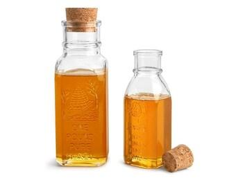 16 oz Honey Jar Bottles for Wedding Favors