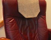 recliner chair headrest protection by chairflair on etsy