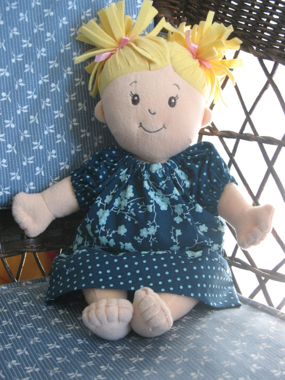 Peasant Style Dress Fits Baby Stella Amp By Gulfbreezesboutique