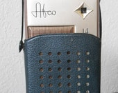 AFCO 14 Transistor AM Pocket Radio Original Case Free Shipping in USA