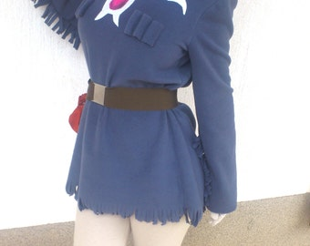 Nausicaä of The Valley of The Wind costume made to order