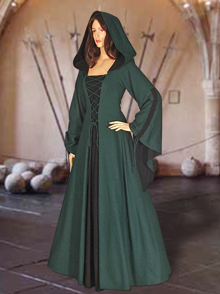 Wiccan clothing for women
