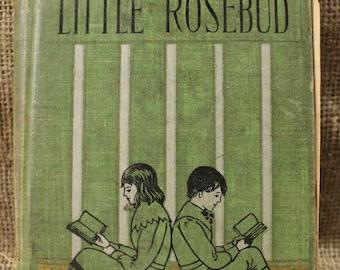 Little Rosebud Vintage Book