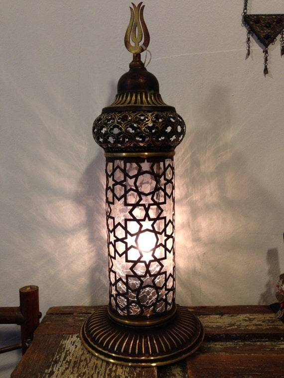 Sale Authentic Moroccan Style Lamp Exotic Night By Jaybazaar