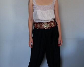 Vintage Harem Pants
