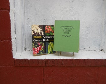 America's Garden Book. James and Louise Bush-Brown. Revised. 1965.  Gardening Reference. Hardcover.