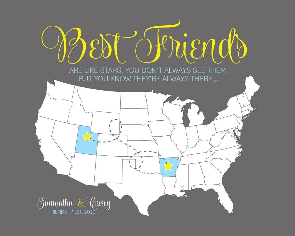 Liking Best Friend Best Friends Are Like Stars