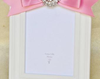 girl baby gift ideas picture frame shower newborn custom photo frames