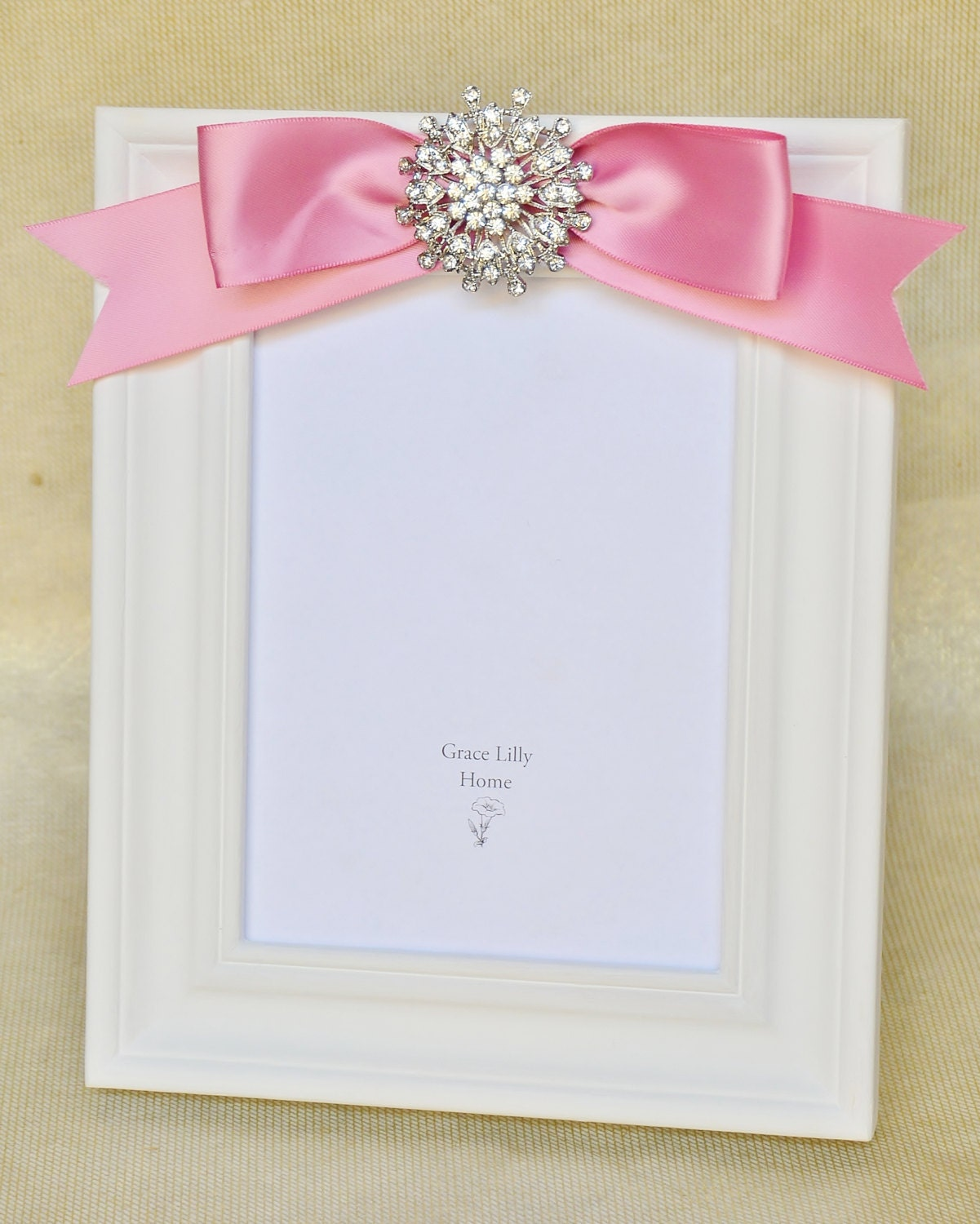 picture frame for baby shower
