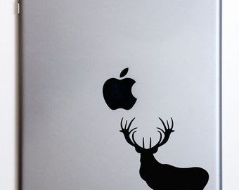 Standing Buck Deer iPad / iPad Mini Decal