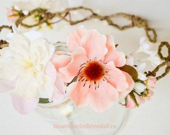 Delphinium Anemone Crown