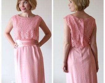 ON SALE * Bubblegum Machine Dress * Vintage 1960s deadstock dress * Size 8 - 10