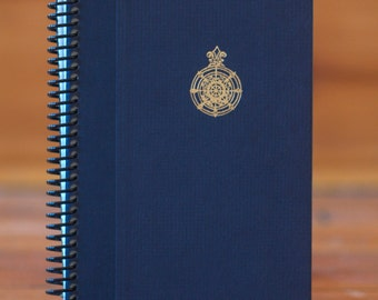 25% OFF - WAS 20.00 - The Peopling of British North America -Spiral Bound Hardcover Notebook