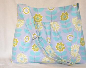 Large Diaper Bag Lovely Flower
