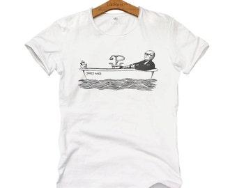 Spree Ahoi Tub vs. Lizzara T-Shirt