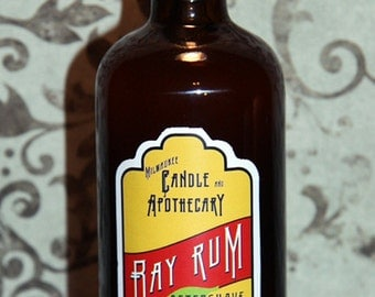 Bay Rum Aftershave - 100 mL