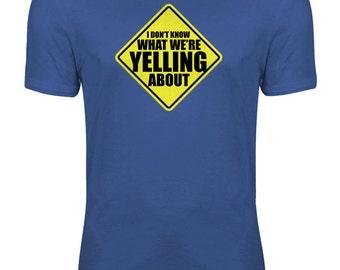 Anchorman: The Legend of Ron Burgundy - Brick Tamland Yelling Womens T-shirt