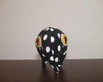 Tripod Dot Monster Plush