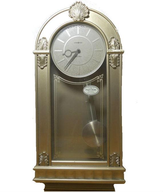vintage howard miller coastal point wall clock wall clock